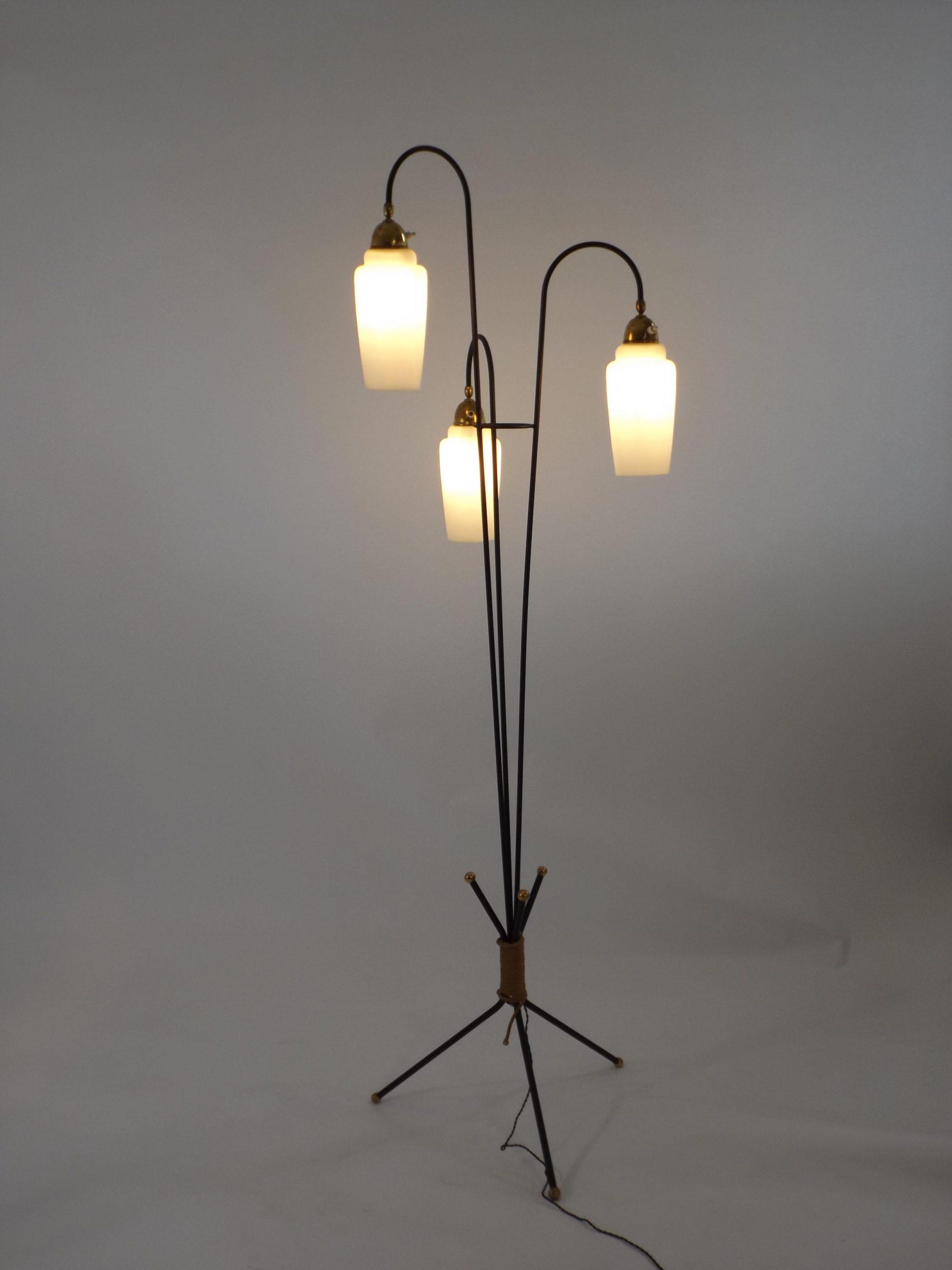 Fyfties floorlamp