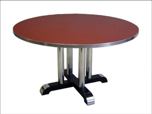 Toe Table round