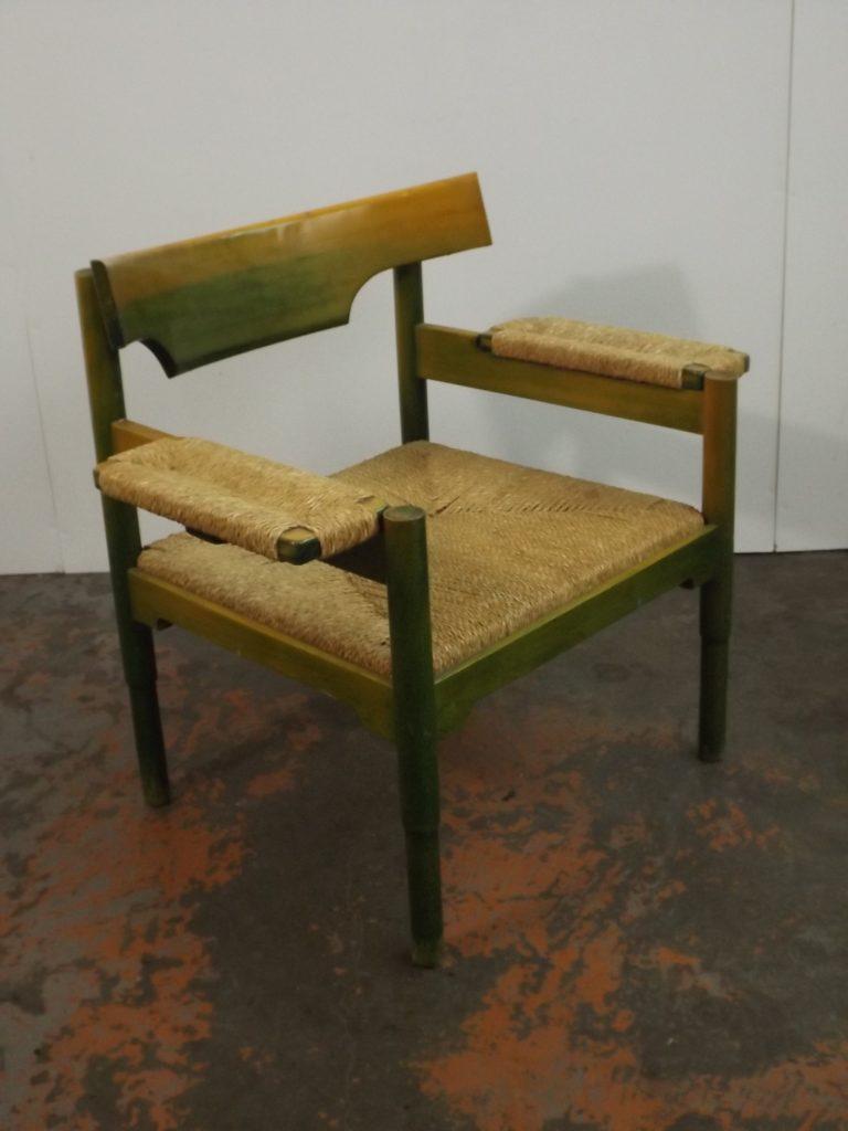 Carimate lounge chair