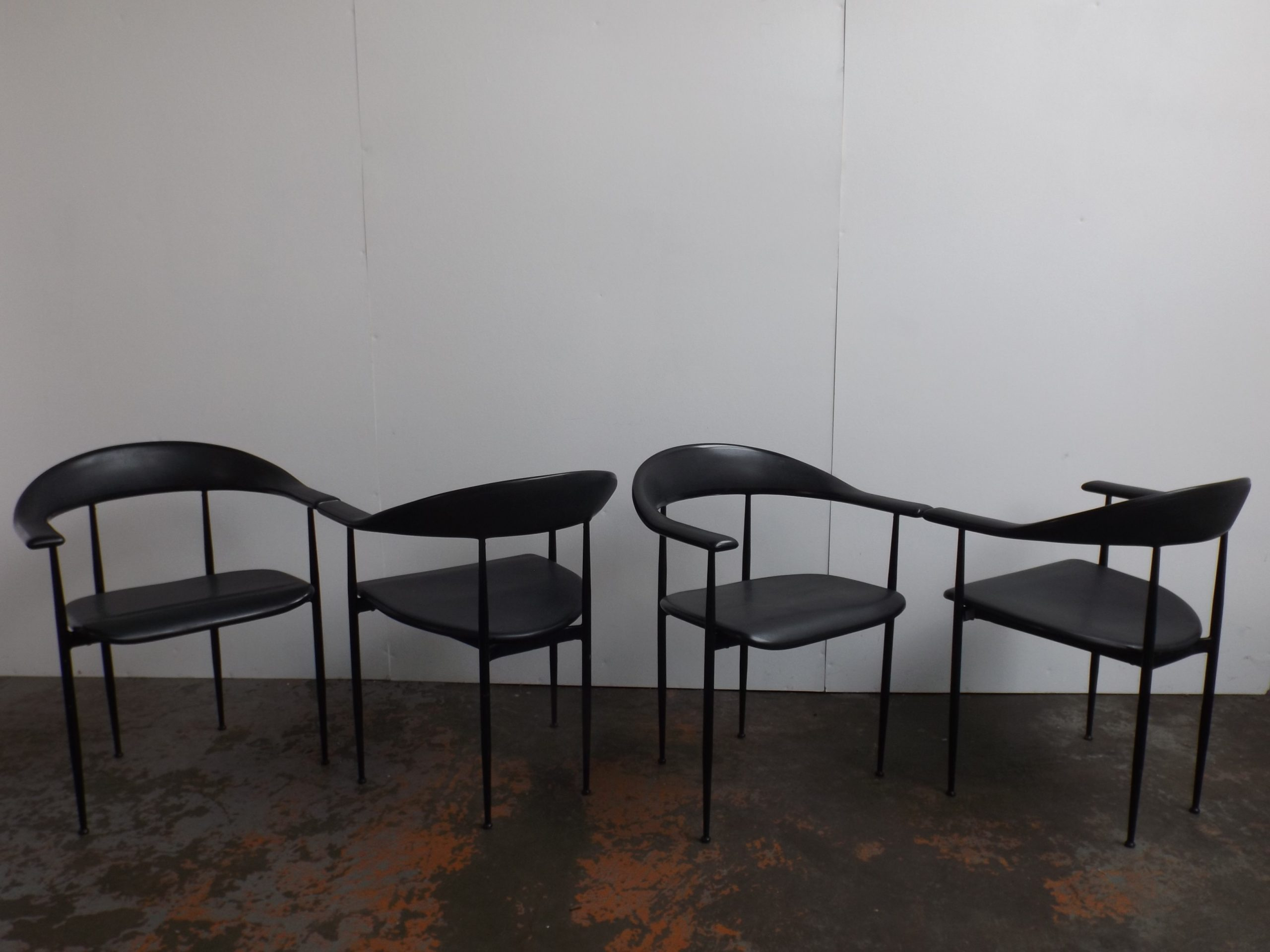 Set of 4 chairs Fasem P 40