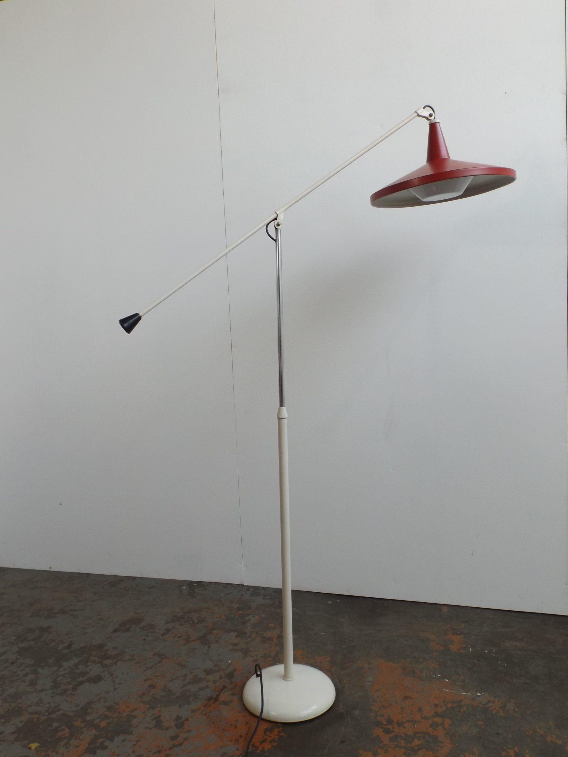 Wim Rietveld Panama floorlamp