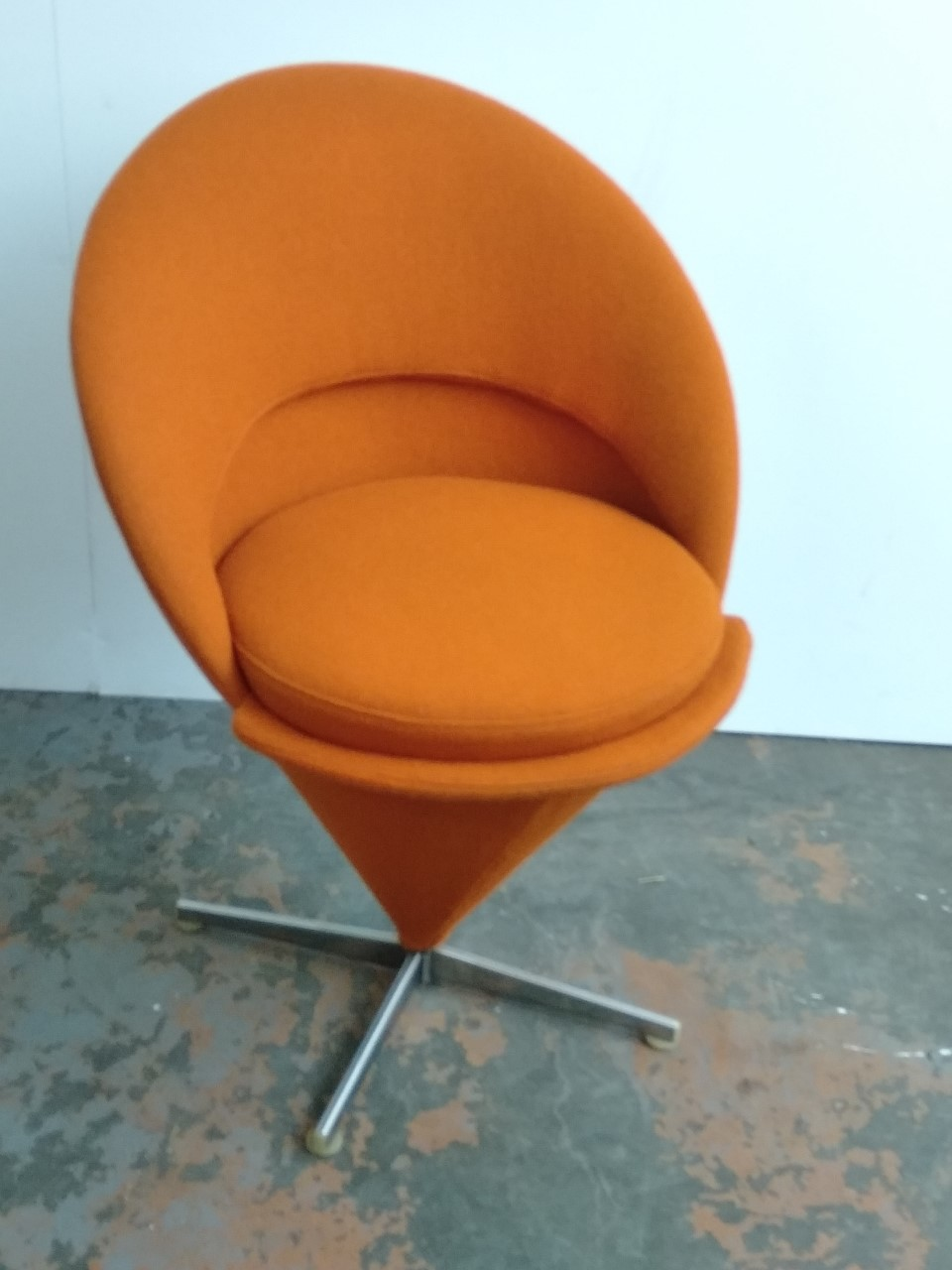 Cone Chair Verner Panton