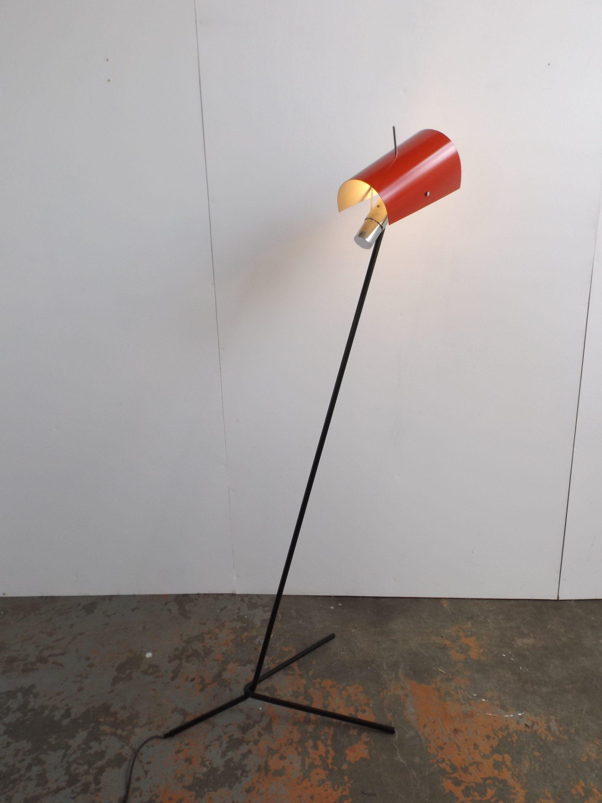 Claritas floorlamp