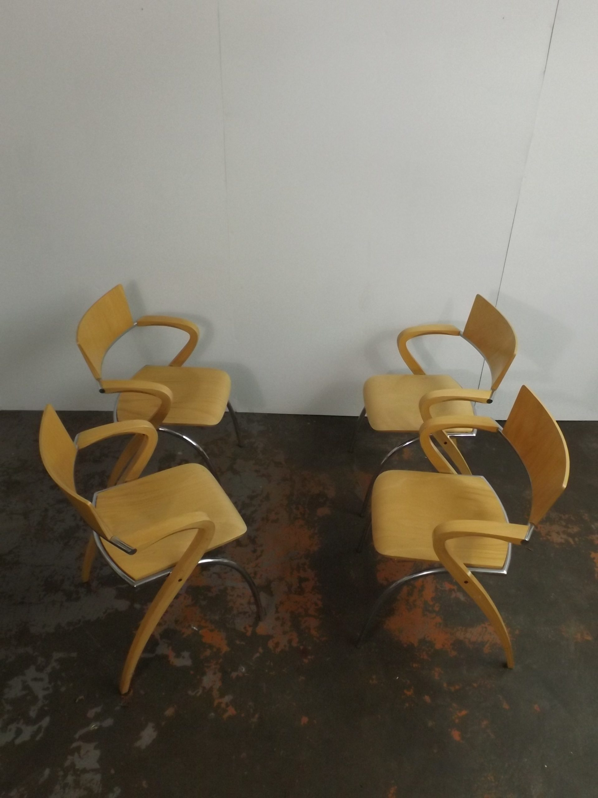 Golf Chairs set of 4