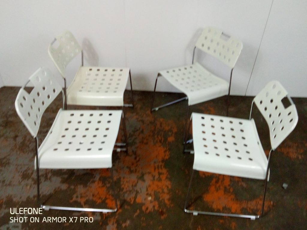 4 Omstak Chairs